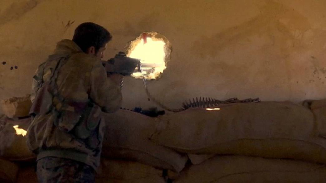"""Lotta all'Isil nel nord della Siria, milizie curde:""""È iniziata la loro distruzione"""""""