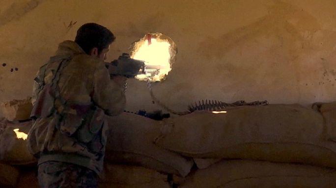 Беженцы из Ракки рассказывают о зверствах боевиков ИГ