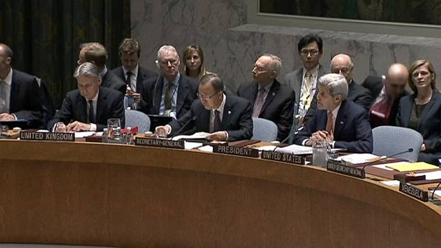 Egy újabb lépés a szíriai rendezés felé