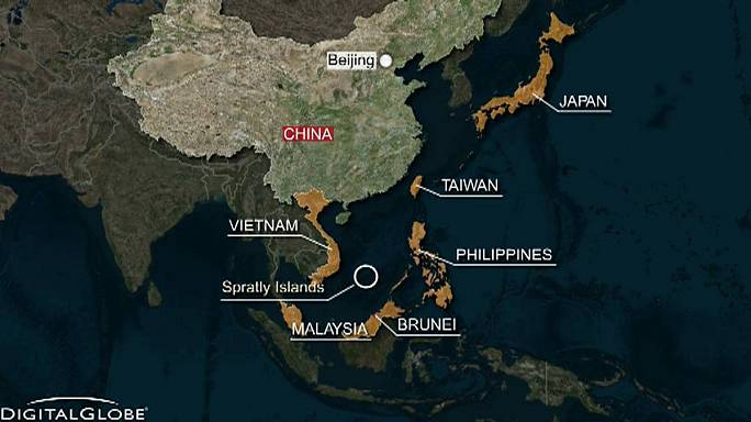 قاذفة أميركية تخترق أجواء جزيرة صينية في بحر الصين الجنوبي المتنازع عليه