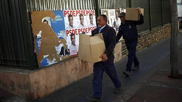 Испания: день тишины перед бурными выборами
