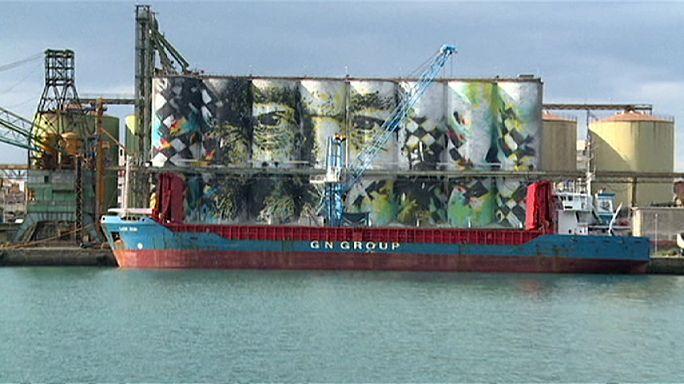 إيطاليا: افتتاح أكبر جدارية في العالم بصقلية