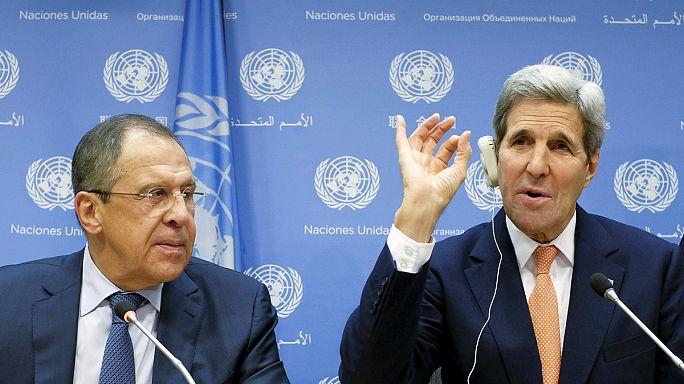 BM'de Suriye için yol haritası hazırlandı