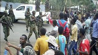 Эфиопия: полиция расстреляла манифестацию фермеров