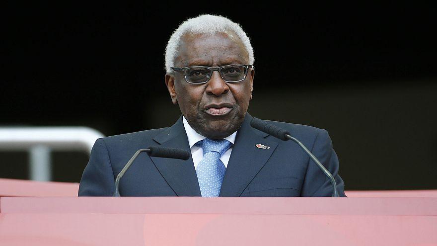 Former IAAF president Diack took bribes to cover up positive drug tests