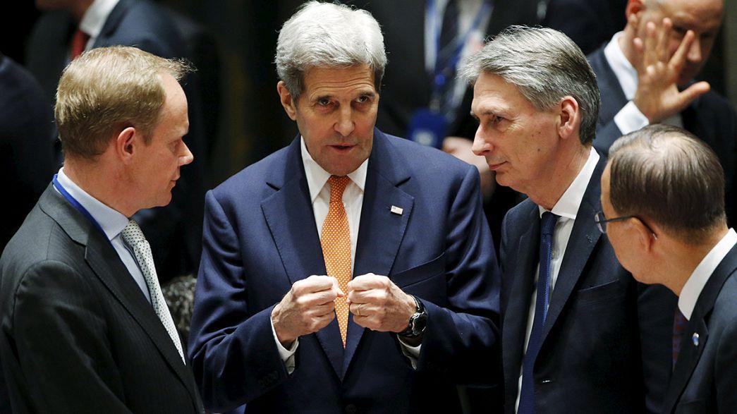 Rusia y Estados Unidos trabajar para limar diferencias tras el acuerdo aprobado en el Consejo de Seguridad