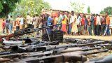 Бурунди отвергло решение АС направить в страну миротворческий контингент