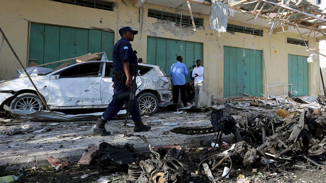 Somália: pelo menos quatro mortos em ataque terrorista