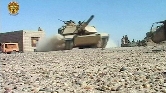 الجيش العراقي يعلن مقتل تسعة من جنود في ضربة لقوات التحالف