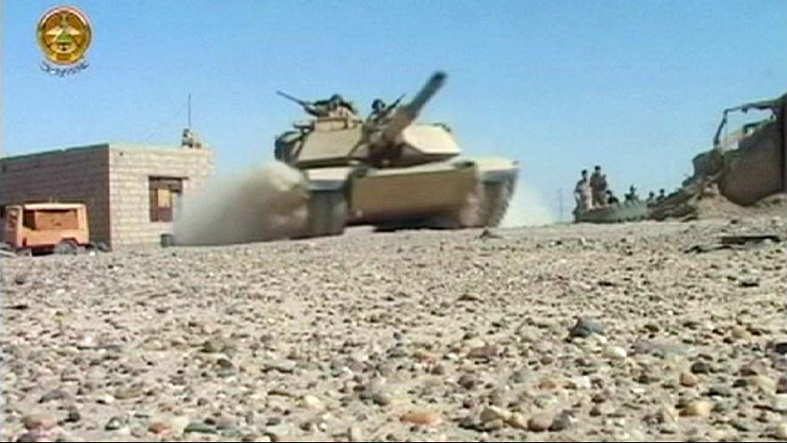 EEUU mata por error a 9 militares iraquíes