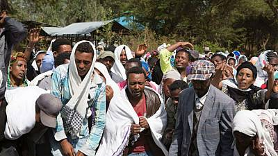 Ethiopians move against lethal force