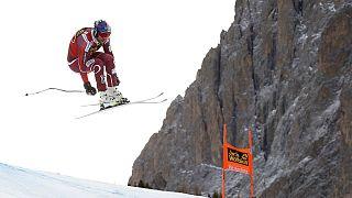 اکسل اسویندال فاتح رقابت های اسکی سرعت ایتالیا