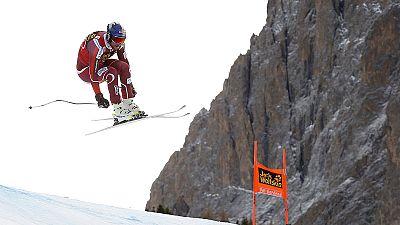 Sci, CdM: Svindal vince la discesa in Val Gardena, l'azzurro Fill quarto
