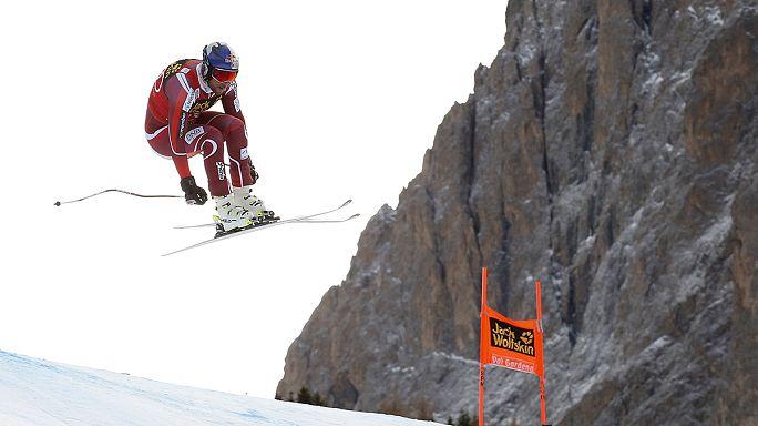 Élesedő verseny: Svindal megelőzte Hirschert, Jansrud felzárkózott