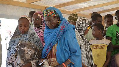 Tchad: les réfugiés menacés de famine