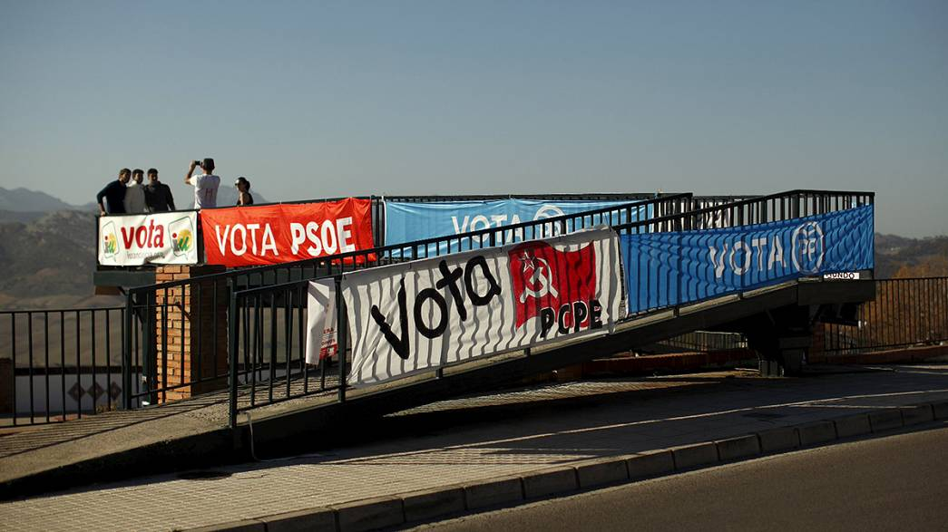 Más de 36 millones de españoles llamados a votar este 20D