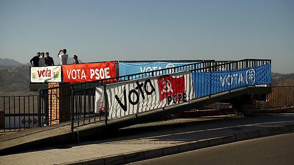 """Spanien vor der """"unsichersten Parlamentswahl seit 40 Jahren"""""""