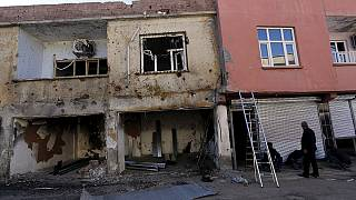 More than 100 Kurdish 'militants' killed in fighting in Turkey's southeast