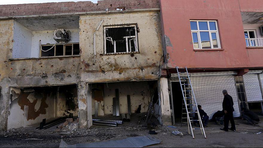 Vaste opération militaire en Turquie : au moins 70 morts