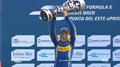 Formula E: Buemi vince in Uruguay e si prende la vetta del Mondiale