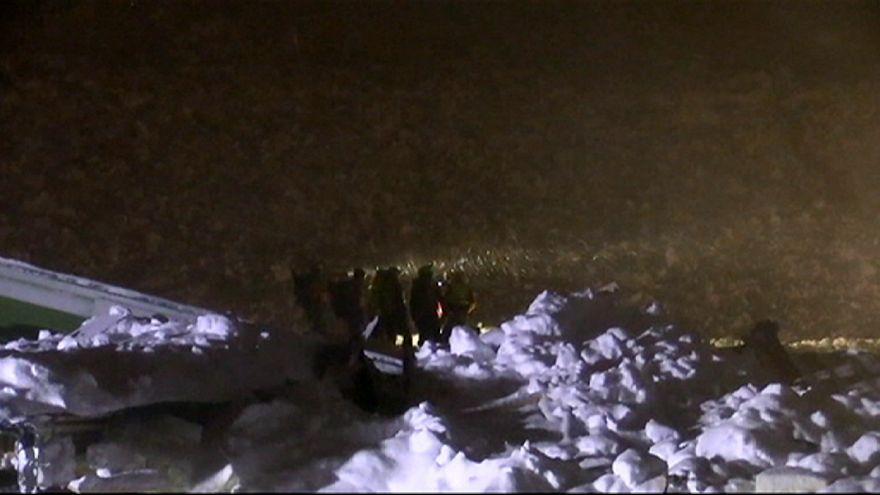 Un muerto y varios heridos en Noruega a causa de una avalancha