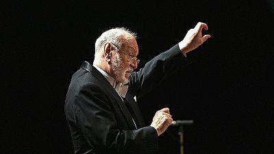"""Décès du """"maestro"""" Kurt Masur"""