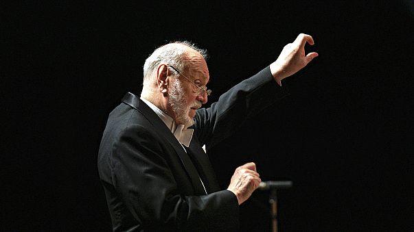 Ünlü Alman Orkestra şefi Masur hayata veda etti