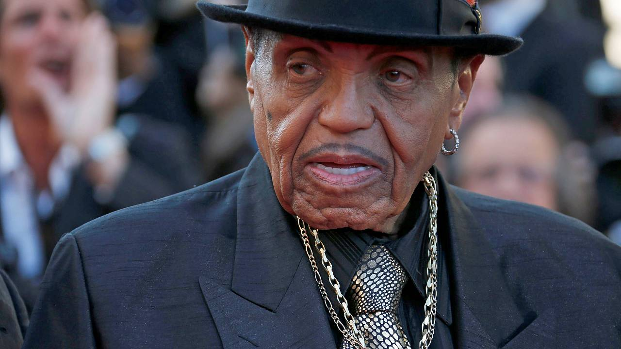 Image: FILE PHOTO: Joe Jackson father of the late pop star Michael Jackson