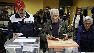Eleitorado espanhol confrontado à incerteza política