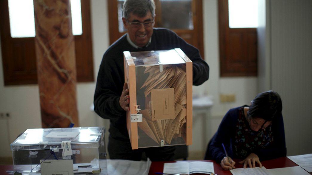 Parlamentswahlen in Spanien: Ende des Zweiparteiensystems