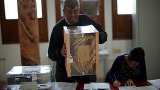 حزب مردم پیشتاز انتخابات پارلمانی اسپانیا شد