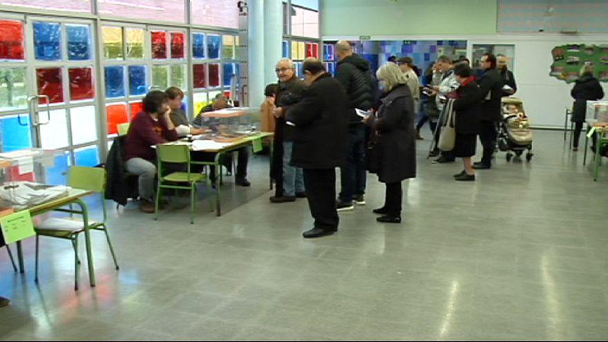 Las elecciones en España también medirán el ánimo independentista en Cataluña