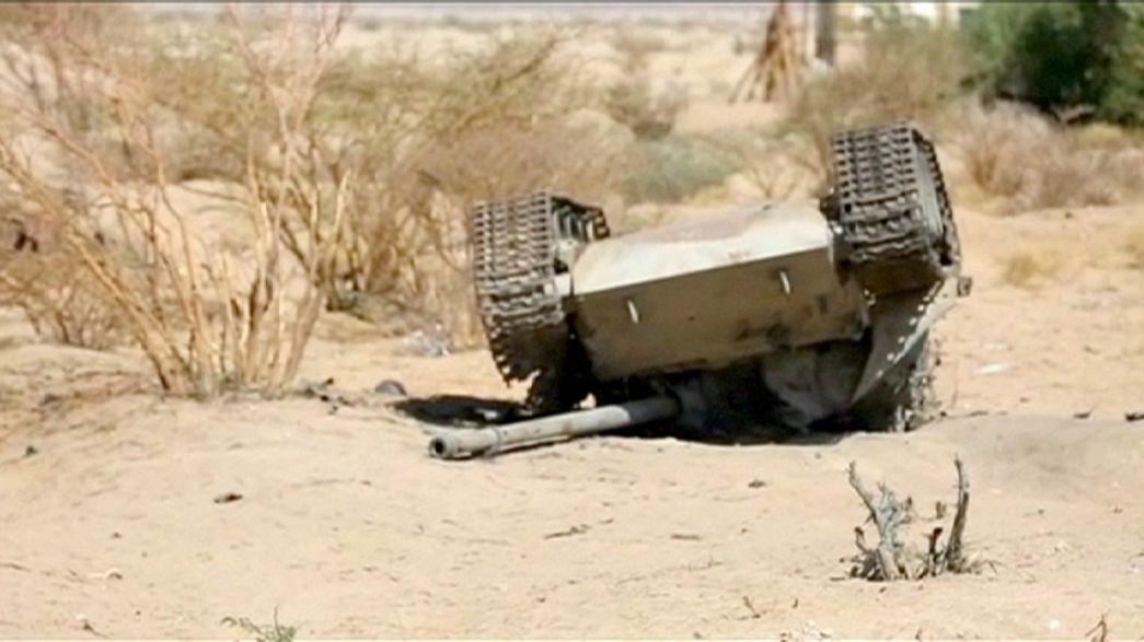 El Yemen extiende el alto el fuego una semana con los rebeldes hutíes