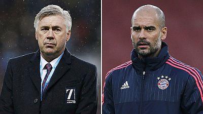 Carlo Ancelotti vai treinar o Bayern Munique