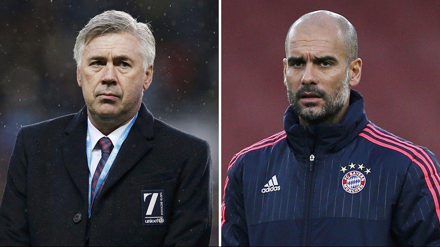 Calcio, ufficiale: Ancelotti al Bayern a luglio, Guardiola (forse) al Manchester City