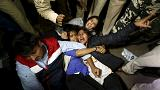 Protests in New Delhi over release of man jailed in notorious gang rape case