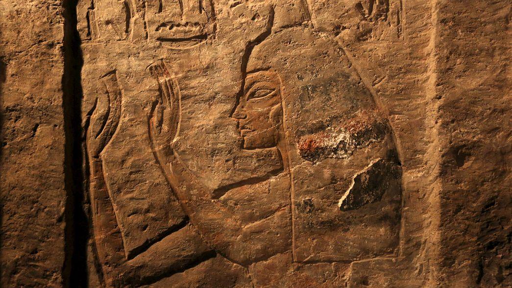 Egitto: apre al pubblico la tomba di Maya, la balia di Tutankhamon