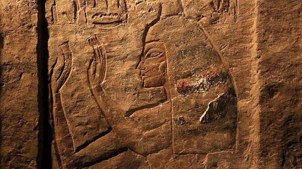 """افتتاح مقبرة """"مايا"""" مرضعة الملك توت عنخ آمون"""