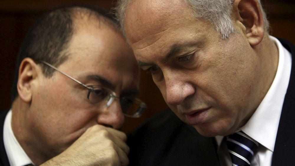 Секс скандал в израиле