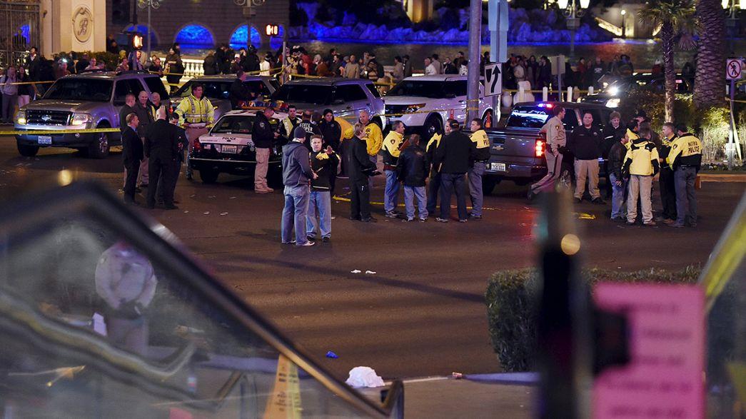 Las Vegas : une conductrice fonce sur la foule, un mort et de nombreux blessés