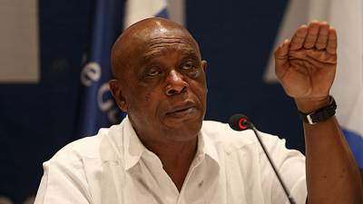Tokyo Sexwale makes sensational anti-racism pitch on his bid for FIFA's top seat