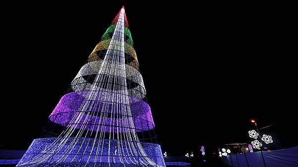 Ασυνήθιστα χριστουγεννιάτικα δέντρα