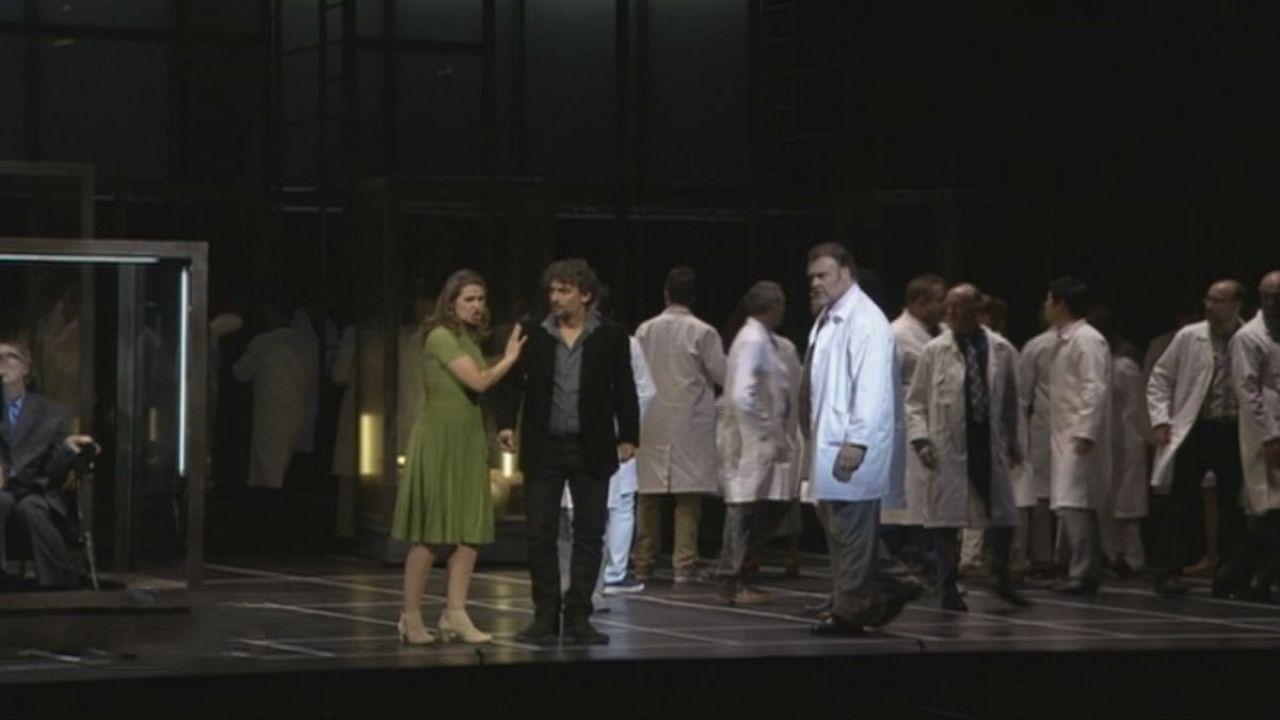 Berlioz e o pacto de Fausto com o Diabo... em Marte