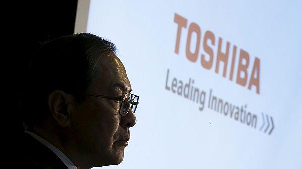 Toshiba supprime 6.800 postes