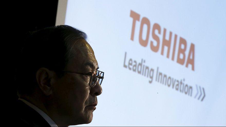 Toshiba confirma corte de 7 mil empregos