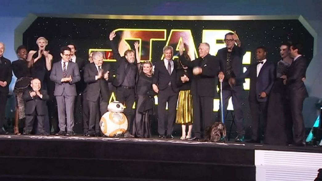 Star Wars bate recorde de bilheteira no mercado doméstico