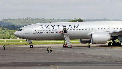 Air France Departs After 'Fake Bomb' Forces Emergency Landing