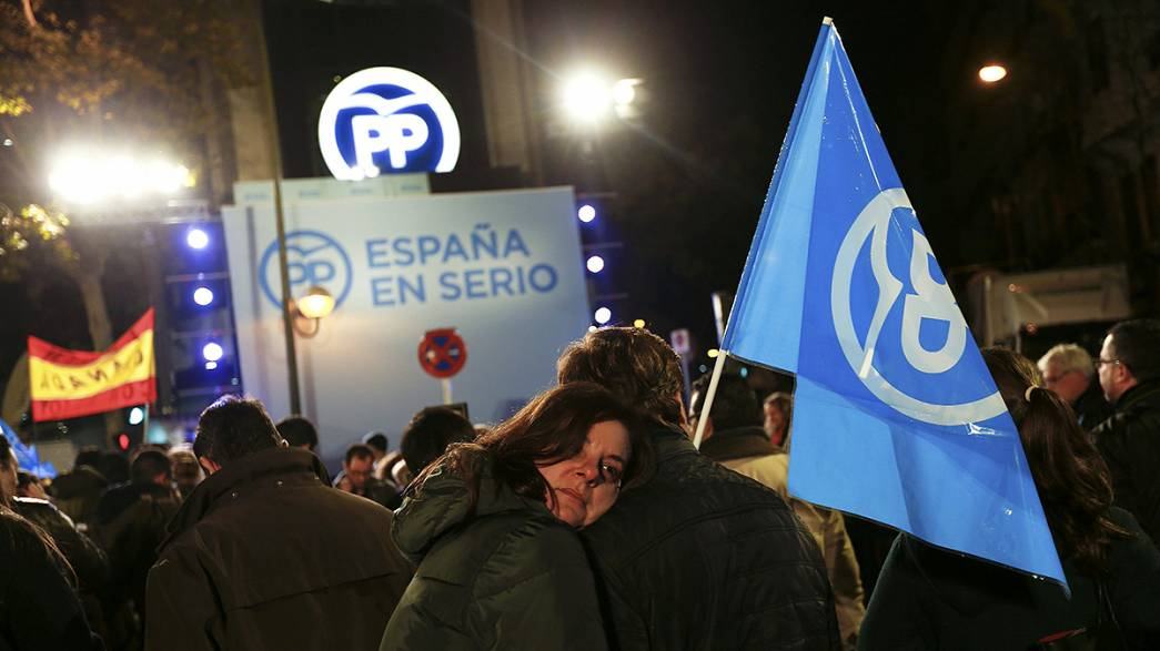 İspanya Başbakanı Mariano Rajoy ittifak arayışında