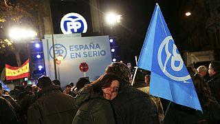 A nova Espanha multipartidarista