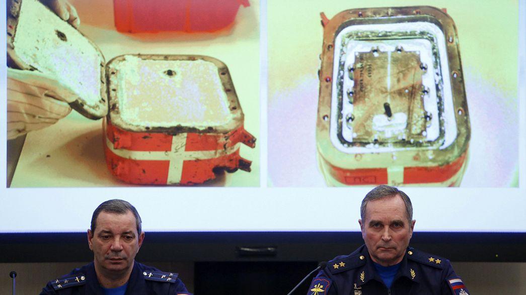 Russland kann Flugdatenschreiber von abgeschossenem Flugzeug nicht auswerten